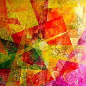 Galerie-Abstrakte-Malerei