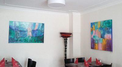 Ausstellung im Restaurant Puccini Oldenburg